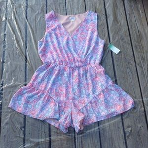 Decree Romper New With Tags